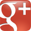 Google Plus (g+) Red